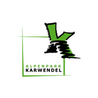 Logo of the Alpenpark Karwendel